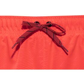 Nike Swim Core Emboss Volley zwembroek Heren rood